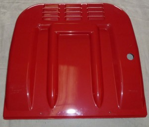 Westwood/Countax Tractor Net  Assembly Lid 148986700