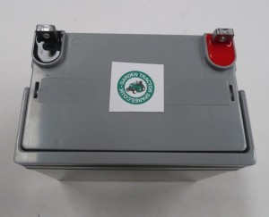 Westwood/Countax Tractor 12v Battery 34 Ah 458141200/458141201
