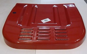 Countax Tractor Net Assembly Lid 149501300