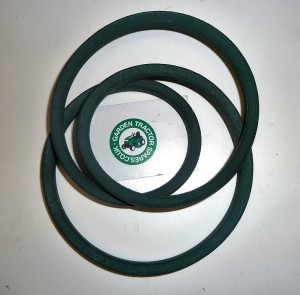 Countax Tractor Rider Transmission Drive Belt 22887500