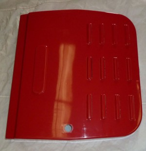 Westwood/Countax Tractor Net Assembly Lid 148006200