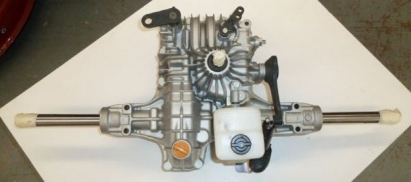 Westwood / Countax Tractor K62 Tuff Torq Gearbox 478000400